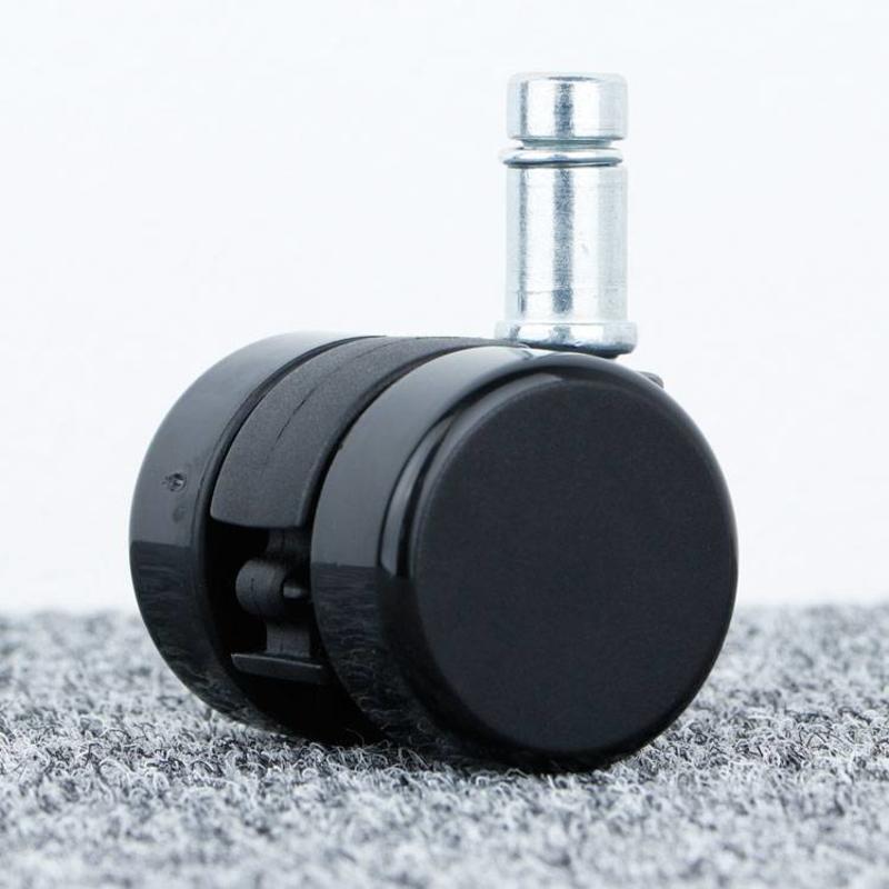 Meubelwiel 35 mm hard loopvlak met stift