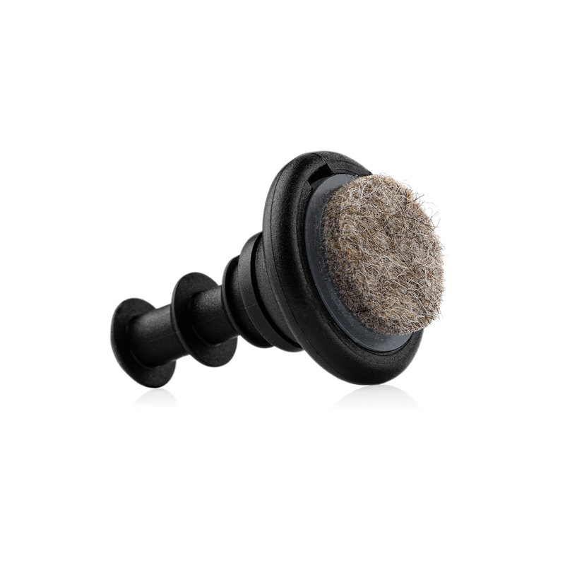 Eames Stoelpootdoppen ECO-click Eames base met vervangbaar vilt