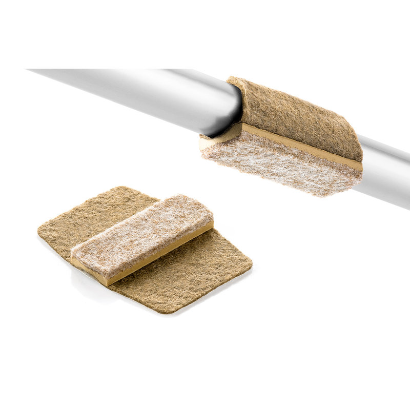 Wrap-Around® Wrap-Around® Original voor buisframes (beige)