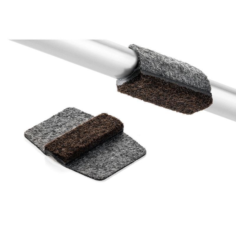 Wrap-Around® Wrap-Around® Original voor buisframes (grijs)