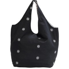 HOBO BAG BEACH black