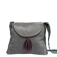 manbefair SLING BAG RACHEL grey