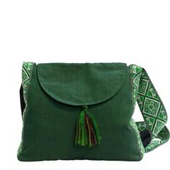 manbefair SLING BAG RACHEL green