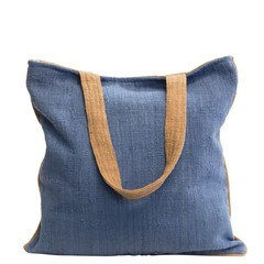 TOTE BAG NINA blue
