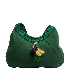 manbefair SHOULDER BAG JULE green
