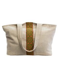 XL SHOPPER HOBO BAG BOLOGNA beige