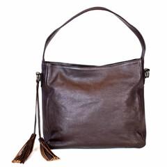 manbefair SHOPPER MILANO leather brown