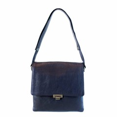 CLUTCH MIRANDA eco-leather blue