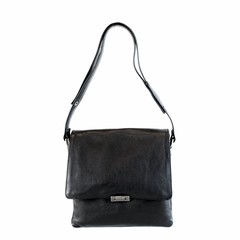CLUTCH MIRANDA eco-leather black
