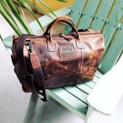Reisetasche und Weekender