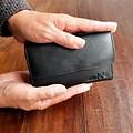 manbefair PURSE JONI leather black