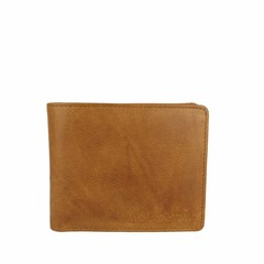 WALLET JAKE leather cognac