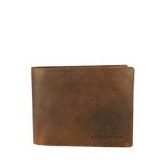 WALLET FINN  leather  dalian-brown