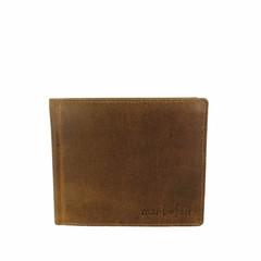 manbefair WALLET JAKE  leather dalian-brown