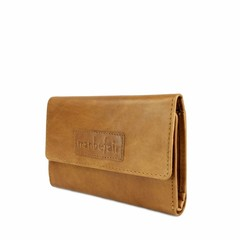 PURSE JONI leather  cognac