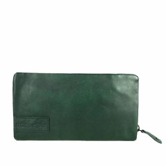 manbefair LADIES PURSE MARTA leather green