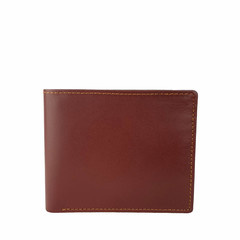 WALLET CHRIS leather maroon