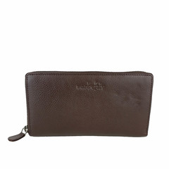 PURSE GRACE leather brown