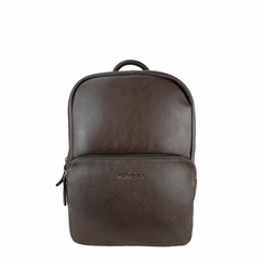BACKPACK LOUISA leather brown