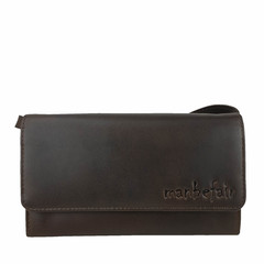 manbefair CLUTCH LILY brown waxy