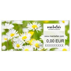 manbefair Voucher 50 €