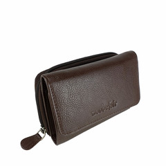 manbefair PURSE BELLA  leather brown