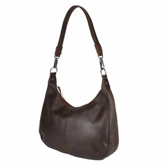 manbefair SHOPPER BAG CATHRINE dark brown