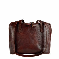 T-Nobile SHOPPER SONIA Leather brown