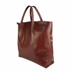 Tutto Naturale SHOPPER LINDA leather brown