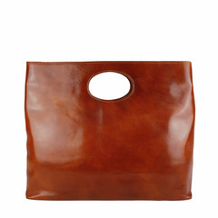 T-Nobile SHOPPER BUCO XL Leather cognac