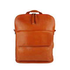 Tutto Naturale RUCKSACK VENUS Leather orange