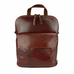 Tutto Naturale RUCKSACK VENUS leather brown