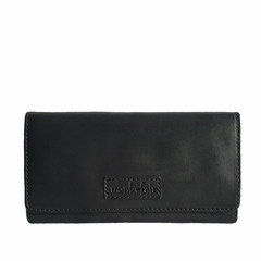 manbefair LADIES PURSE EMILY leather black