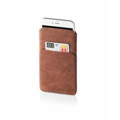 FREIRAUM IPHONE 6/7 AND 6S/7S PLUS SLEEVE, BROWN, ECO