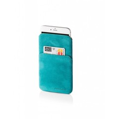 FREIRAUM IPHONE 6/7 AND 6S/7S SLEEVE leather turquoise