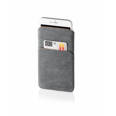 FREIRAUM IPHONE 6/7 AND 6S/7S PLUS SLEEVE, GREY, ECO