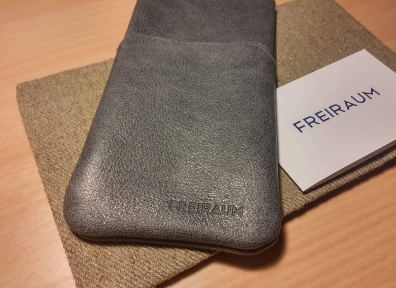 APFELLIKE:COM SCHREIBT ÜBER DIE FREIRAUM iPhONE HÜLLEN