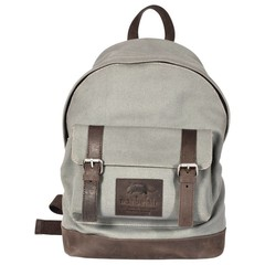 CORVARA BACKPACK canvas grey