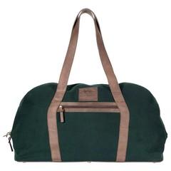 manbefair LONDON TRAVEL BAG canvas green