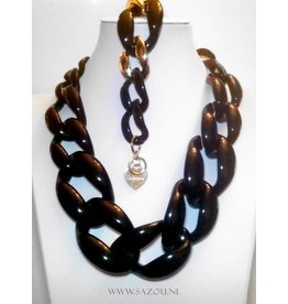 Ketting Set Black Beauty