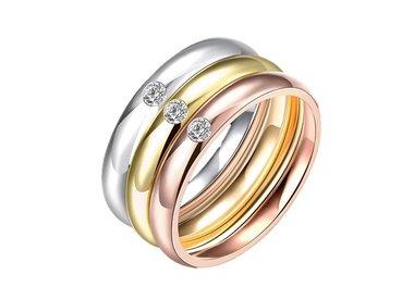 Stainless Steel (RVS) Ringen