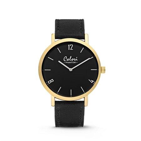 Colori Horloge PHANTOM BLACK GOLD 5-COL440