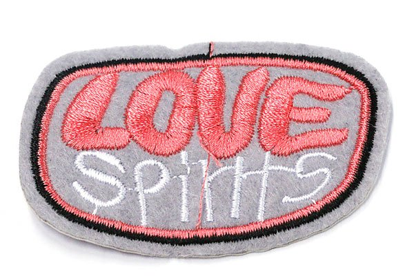 Patche LOVE SPIRITS PT170249