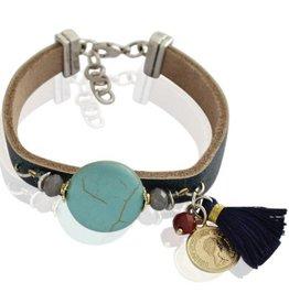 Armband Blue Ibiza