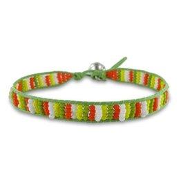 Colori Armbandje Green Cord