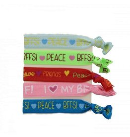 Hairtie - Armband Multi Color BFFS / H024