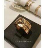 Charmin's SCREW ROSE STEEL R324