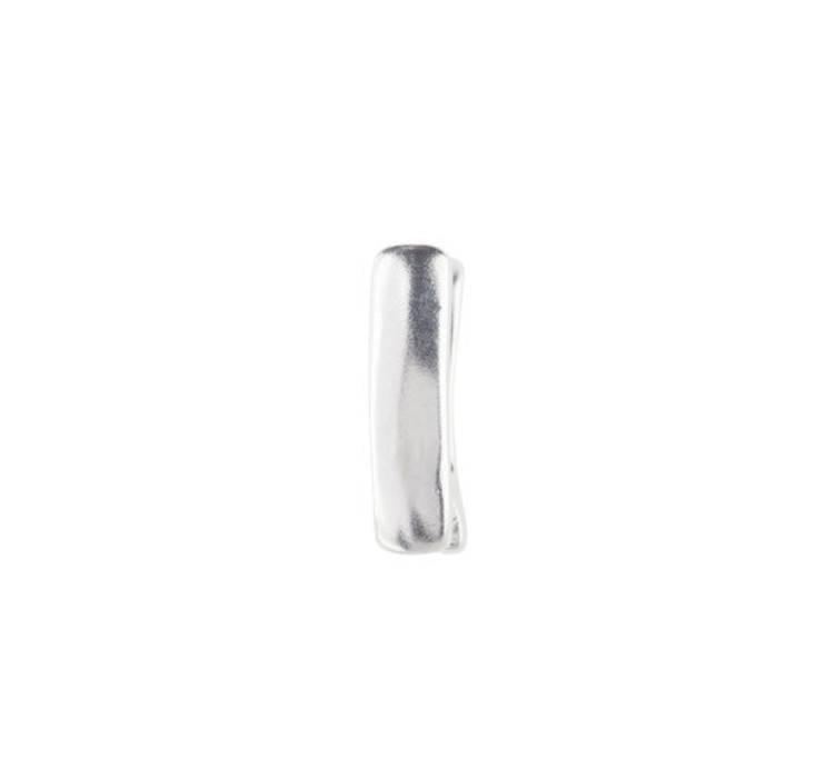 Charmin's Zilveren oorbellen 13 mm x 3,2 mm