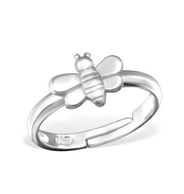 PJ Ring  Bij - 925 Sterling Zilver