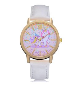 Horloge Unicorn White 7185